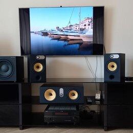 Акустические системы - Напольная акустика B&W 683, 685,ASW 610,HTM61, 0