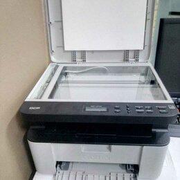 Принтеры, сканеры и МФУ - Мфу лаз. a4 brother dcp-1510r, 0