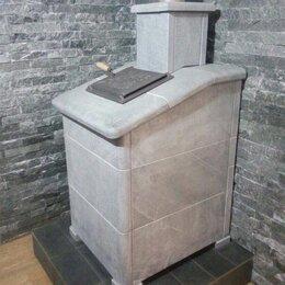 Камины и печи - Печь для бани «GFS ЗК 25(М) ПРЕЗИДЕНТ 1000/50 ТАЛЬКОХЛОРИТ», 0