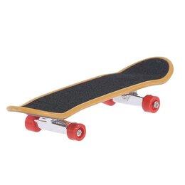 Игрушки-антистресс - Пальчиковый скейт «Кикфлип», 0