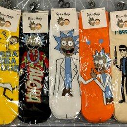 Носки - Носки с принтом Rick and Morty, 0