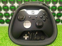 Игровые приставки - Геймпад Xbox Elite (витринный образец), 0