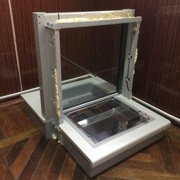 Стекла - Бронированное стекло с лотком для касс, 0