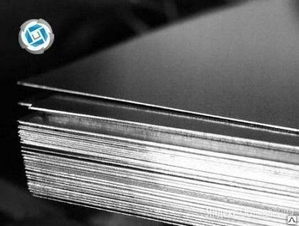 Лист нержавеющий 0,5х1250х2500 мм, марка AISI 430 по цене 3200₽ - Металлопрокат, фото 0