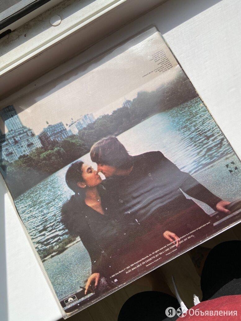 John lennon & yoko ono 1984 milk and honey по цене 2500₽ - Виниловые пластинки, фото 0