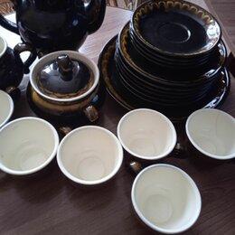 Сервизы и наборы - Керамический кофейный сервиз зик, 0