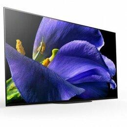 Телевизоры - Телевизор oled sony kd-55ag9  (2019), 0