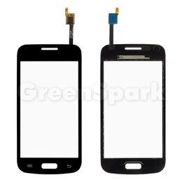 Дисплеи и тачскрины - Тачскрин для Samsung G350E Galaxy Star Advance (черный) (100% components), 0