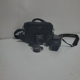 Фотоаппараты - Зеркальный фотоаппарат canon eos 1100d, 0