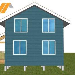 Готовые строения - Типовой каракасный дом 6х8, 0