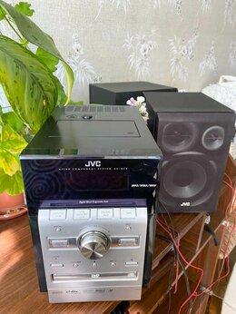 Музыкальные центры,  магнитофоны, магнитолы - Мультимедийный центр JVC CA-UXG68, 0