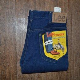 Джинсы - Джинсы Lee Riders W32 L30, винтаж 70х, Made in USA, 0