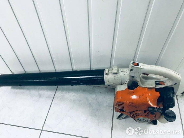 Бензиновая воздуходувка STIHL BG 50  по цене 4999₽ - Воздуходувки и садовые пылесосы, фото 0