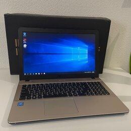 Ноутбуки - Asus (Intel N3710/4gb/GeForce 810M/500gb), 0