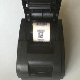 Принтеры чеков, этикеток, штрих-кодов - Принтер чеков xprinter xp-58iih, 0