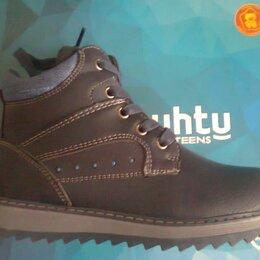 Ботинки - Зимние ботинки 34, 0