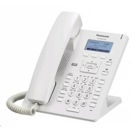 Системные телефоны - IP телефон Panasonic Panasonic KX-HDV130RU White, 0