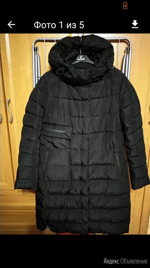 Зимняя куртка 52 р.р по цене 1500₽ - Куртки, фото 0