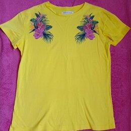 Футболки и топы - Модные желтые футболки, 0