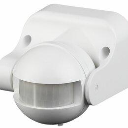 Датчики света - ЭРА Датчик движения MD 03 настенный 1200Вт, IP-44, 12м(50/900), 0
