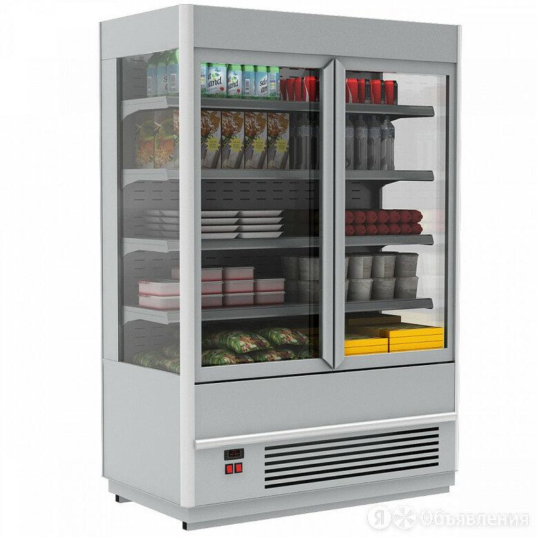 Витрина холодильная FC20-07 VV 1,9-1 (распашные двери стекл фронт) по цене 227500₽ - Холодильные витрины, фото 0