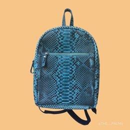 Рюкзаки - Рюкзак из натуральной кожи питона, 0