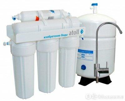 Атолл Фильтр Atoll А-550 по цене 9875₽ - Средства индивидуальной защиты, фото 0