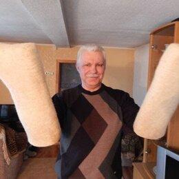Дизайн, изготовление и реставрация товаров - Валенки ручной работы из натуральной шерсти овец, 0
