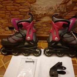 Роликовые коньки - Детские роликовые коньки Rollerblade spitfire 33 - 36, 0