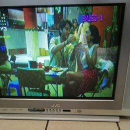 Телевизоры - Телевизор JVC AV-2569 TEE, 0