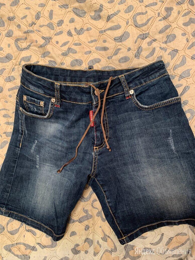 Шорты джинсовые по цене 1000₽ - Шорты, фото 0