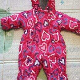Теплые комбинезоны - Zukka комбинезон зимний для малыша, 0