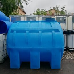 Баки - Емкость пластиковая Aquaplast ОГ 5000 литров , 0