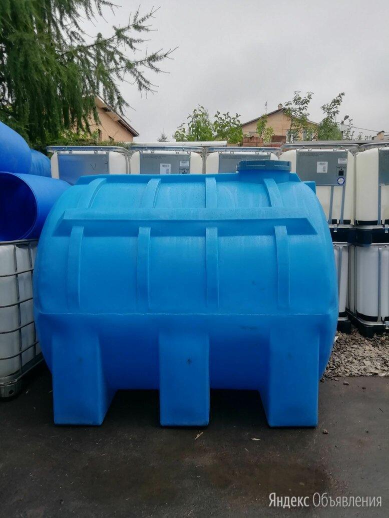 Емкость пластиковая Aquaplast ОГ 5000 литров  по цене 49000₽ - Баки, фото 0