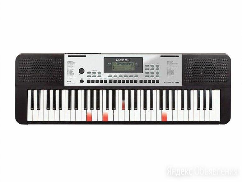 Синтезатор Medeli M221L 61 клавиша. Доставка по цене 15800₽ - Клавишные инструменты, фото 0