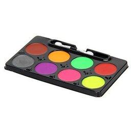 Игровые наборы и фигурки - Набор грима светится в темноте 8 цветов, 0