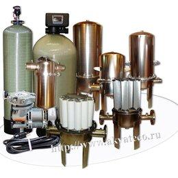 Фильтры для воды и комплектующие - Производство промышленных фильтров для воды, 0
