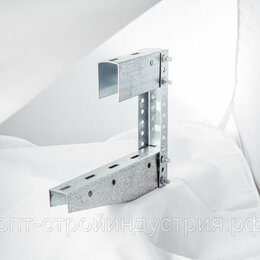 Кабеленесущие системы - Кронштейн для лотка кабельного, 0