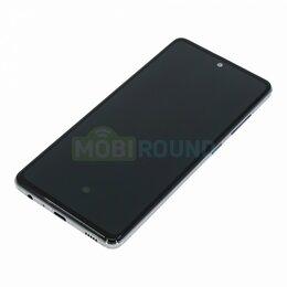 Прочие запасные части - Дисплей для Samsung A525 Galaxy A52 (в сборе с тачскрином), 0