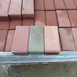 Тротуарная плитка, бордюр - Тротуарная плитка , брусчатка, бордюры, 0