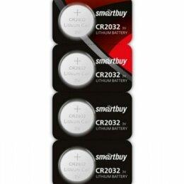 Батарейки - Батарейки Smartbuy CR2032, 0