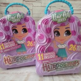 Куклы и пупсы - кукла Hairdorables 5 серия, 0
