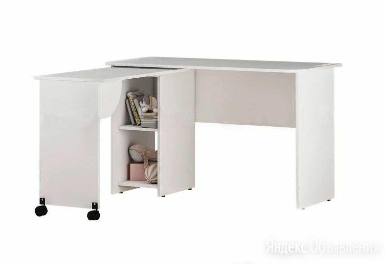 """Письменный стол """"Трио"""" (раздвижной) по цене 4800₽ - Компьютерные и письменные столы, фото 0"""
