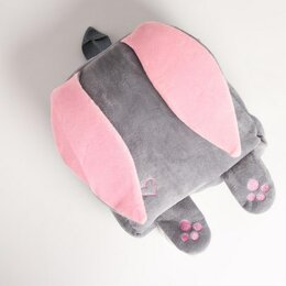 Рюкзаки, ранцы, сумки - Рюкзак детский «Зайка с сердечком», 0