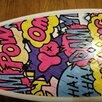 """Пенниборд 24"""" (60x17cm), светящиеся колеса по цене 900₽ - Скейтборды и лонгборды, фото 4"""