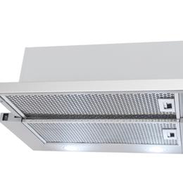 Вытяжки - Встраиваемая вытяжка Hansa OTP6241IH Нержавеющая сталь, 0