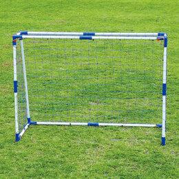 Аксессуары и принадлежности - Ворота для футбола DFC GOAL5183ST 6ft сталь, 0