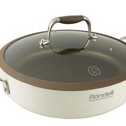 Сковороды и сотейники - Сотейник с/кр 26 см Latte RDA-286 (BN) Rondell, 0
