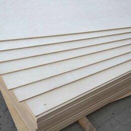 Древесно-плитные материалы - Фанера ФК 2440х1220х 9мм 4/4 нешлифованная, 0