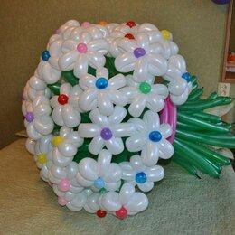 Украшения и бутафория - Фигуры и букеты из шаров, шары с гелием, фонтаны, 0